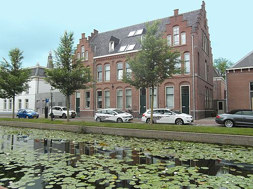Woonhuis Oudegracht